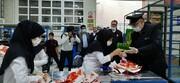شهید مدافع سلامت که مورد عنایت امام رئوف قرار گرفت