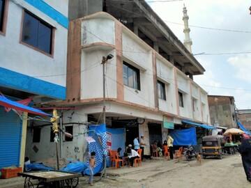 مسجدی در هند به مرکز اکسیژن برای بیماران کرونایی تبدیل شد