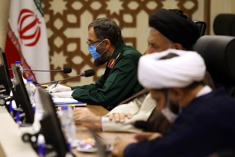 تصاویر/ اولین جلسه بنیاد حیات طیبه علمای جهان اسلام