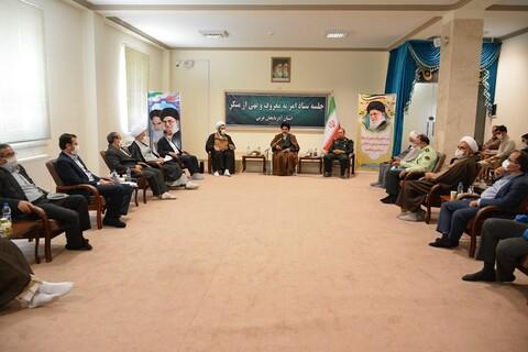 تصاویر/  جلسه شورای امر به معروف و نهی از منکر آذربایجان غربی