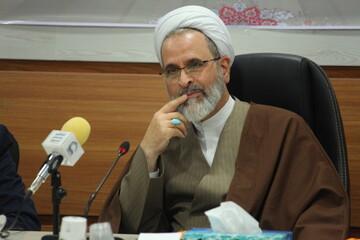 تبریک مدیر حوزه علمیه سمنان به آیت الله اعرافی