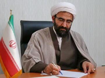 تبریک مدیر حوزه علمیه تهران به آیت الله اعرافی