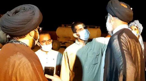 بازدید شبانه امام جمعه اهواز از روستای محروم «ابویرو» بخش غیزانیi.jpg