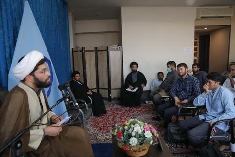 تصاویر/ افتتاحیه دوره تربیت مدرس بین الملل موسسه آوای توحید