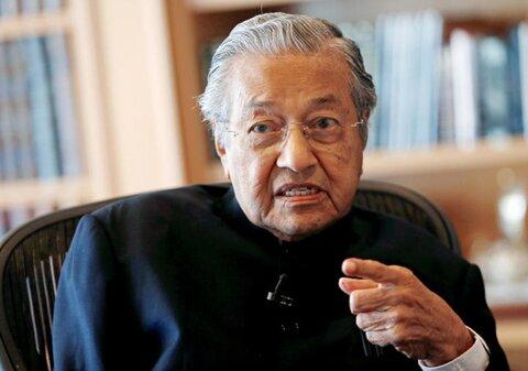 ماهاتیر محمد نخست وزیر سابق مالزی