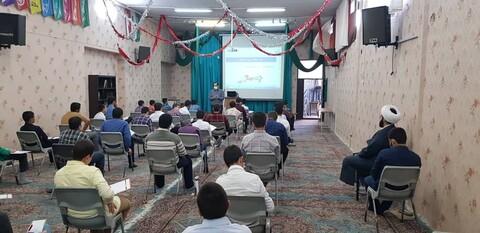تصاویر شما/ دوره اختبار و تثبیت طلاب مدرسه علمیه دارالسلام تهران