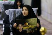 تصاویر/ یادواره شهید مدافع حرم ابراهیم رشید در قم