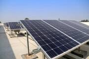 نصب پنلهای خورشیدی در مدارس علمیه لرستان