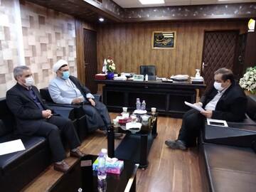 مشکلات بیمهای مدارس علمیه خواهران خوزستان بررسی شد