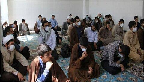 اختتامیه پایان سال تحصیلی مدرسه علمیه امام خمینی (ره) اسلام آباد غرب