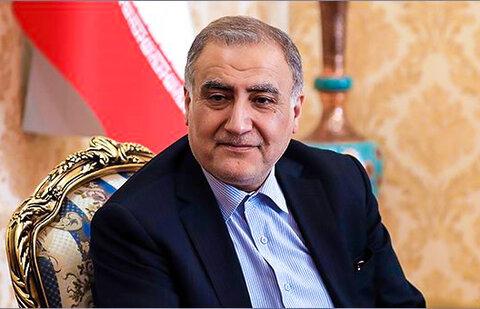 احمد علیرضابیگی نماینده تبریز و عضو کمیسیون آموزش مجلس