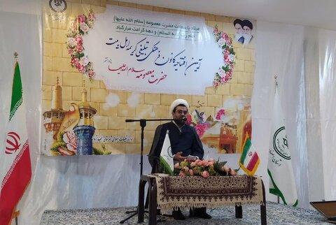 حجت الاسلام احمدی