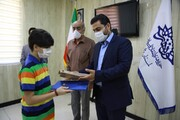 تقدیر از برگزیدگان بوشهری در جشنواره «نقشا»