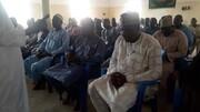 افتتاح مسجد الإمام زين العابدين في النيجر +الصور