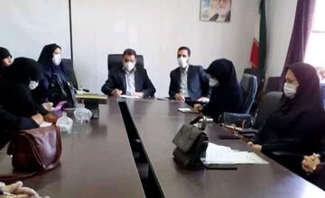هماندیشی برنامههای هفته حجاب و عفاف در شهرستان کارون