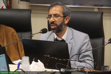 گزارشی از اجلاسیه  توجیهی تدوین برنامه ۵ ساله حوزه های علمیّه استان ها در قم