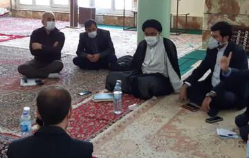 بررسی مشکلات شهرستان شادگان از سوی نماینده ولی فقیه در خوزستان
