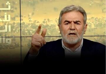 القائد النخالة: المقاومة قادرة على حماية الحقوق والثوابت و مسار التسوية ثَبَت فشله