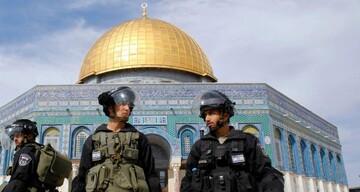 ۲۰۰۰ صهیونیست در ماه گذشته به مسجد الاقصی یورش بردند