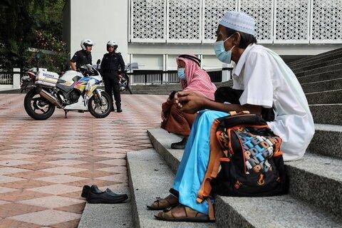 بازگشایی سرتاسری مساجد ایالت سلانگور در مالزی از فردا
