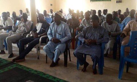 مسجد امام زین العابدین (ع) در نیجر افتتاح شد