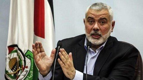 اسماعیل هنیه جنبش حماس