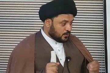 مرجعیت کے مضبوط قلعوں کو مسمار کرنے کا خواب دیکھنا دراصل ایک دیوانہ کے خواب سے زیادہ کچھ نہیں ہے،مولانا سید عبداللہ عابدی نجفی