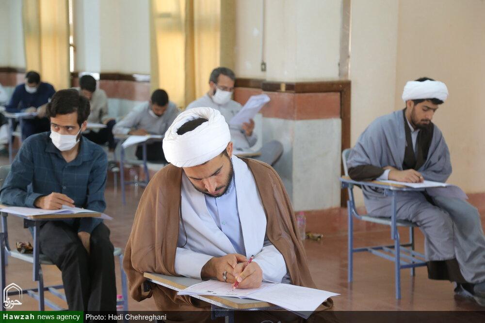 تصاویر / آزمون کارشناسی ارشد دانشگاه معارف اسلامی