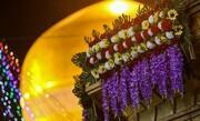 Holy shrine replete with joy, happiness on Imam Reza (AS) birth anniversary
