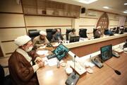 گزارشی از شانزدهمین نشست ستاد حوزوی بحران وحوادث غیر مترقبه