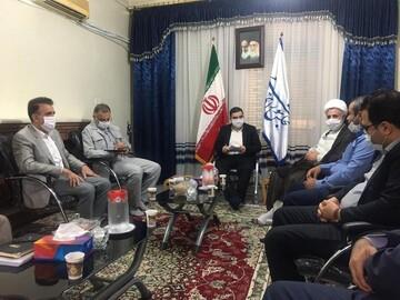نشست مجمع نمایندگان استان قم با رئیس دانشگاه علوم پزشکی