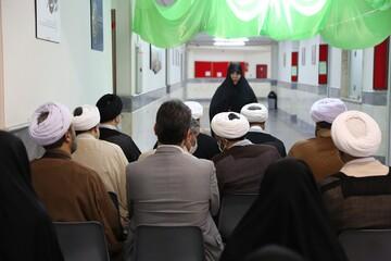 فعالیت ۱۰ گروه جهادی در پایگاه های بسیج جامعةالزهرا (س)