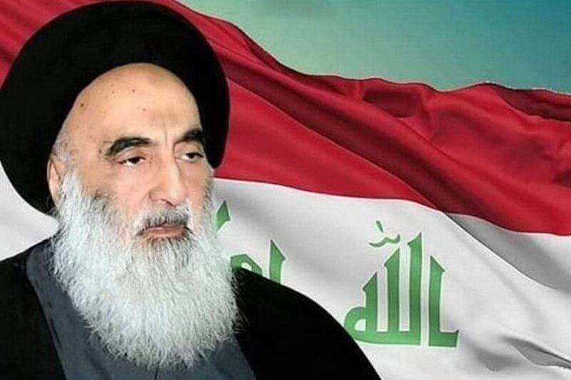 جمعی از روحانیون عراق اهانت روزنامه سعودی به آیت الله سیستانی را محکوم کردند