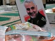 ۱۲۰۰ بسته گوشت بین آسیب دیدگان از کرونا در بیرجند توزیع شد