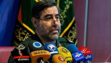 سردار عبداللهی: برای مبارزه با کرونا از تمام توان موجود در سپاه بهره میبریم