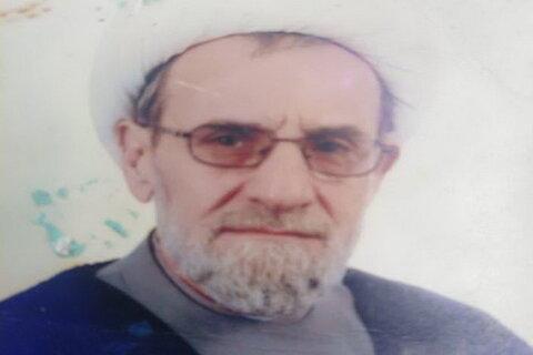حجت الاسلام و المسلمین شیخ محمد جعفر شمس الدین عاملی