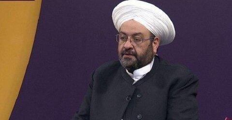 شیخ ابراهیم الحیالی عضو جماعت علمای عراق