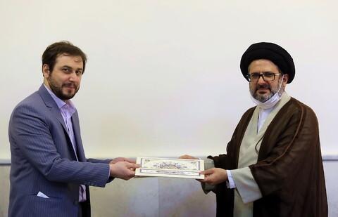 توافقنامه همکاری مرکز مدیریت حوزههای علمیه و دانشکده دین و رسانه