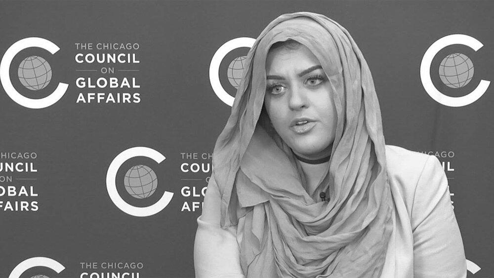 نخستین زن مسلمان نیوجرسی که نامزد انتخابات کنگره است