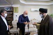 تجلیل امام جمعه تبریز از سنگرسازان بی سنگر