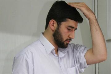 احکام شرعی | موی بلند سر چگونه باید مسح شود؟