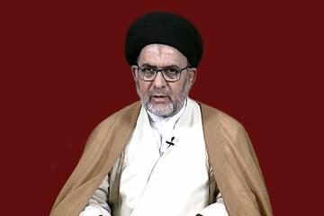 مولانا سید احمد علی عابدی نے مرحوم حاجی محب علی ناصر کے انتقال پر تعزیت پیش کی