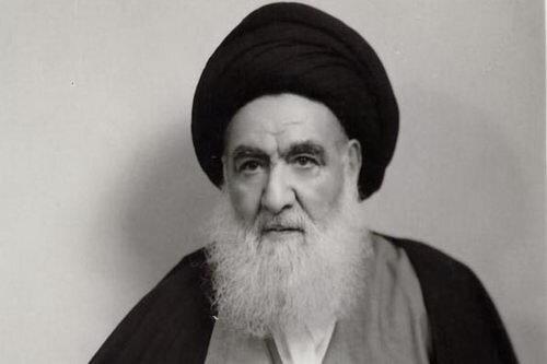 نامه موافقت آیتاللهالعظمی خوئی با تشکیل نظام جمهوری اسلامی منتشر شد