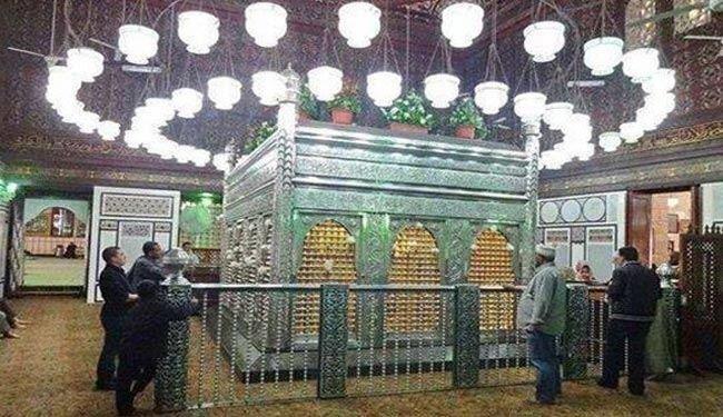 مسجد رأس الحسین (ع) مصر به صورت محدود بازگشایی می شود