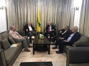 Hezbollah receives message from Haniyeh to Sayyed Nasrallah about Israeli Annexation plot