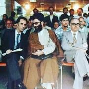 عکسی که رسول جعفریان از آیتالله خامنهای منتشر کرد + متن