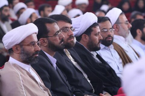 تصاویری بیش از دوازده سال/  تودیع و معارفه مدیر حوزه های علمیه