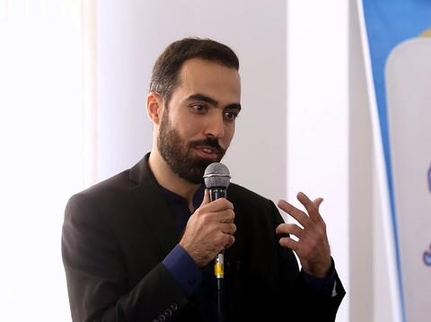 تصاویر/ مراسم تکریم و معارفه مسئول سازمان سراج مرکز قم