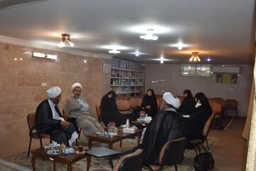 جلسه هیأت تحریریه دو فصلنامه پژوهش های قرآنی - فقهی خانواده برگزار شد