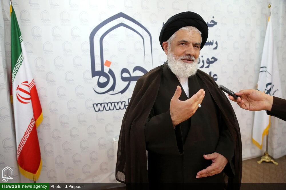 مصاحبه/حجت الاسلام والمسلمین قوامی امام جمعه پردیسان